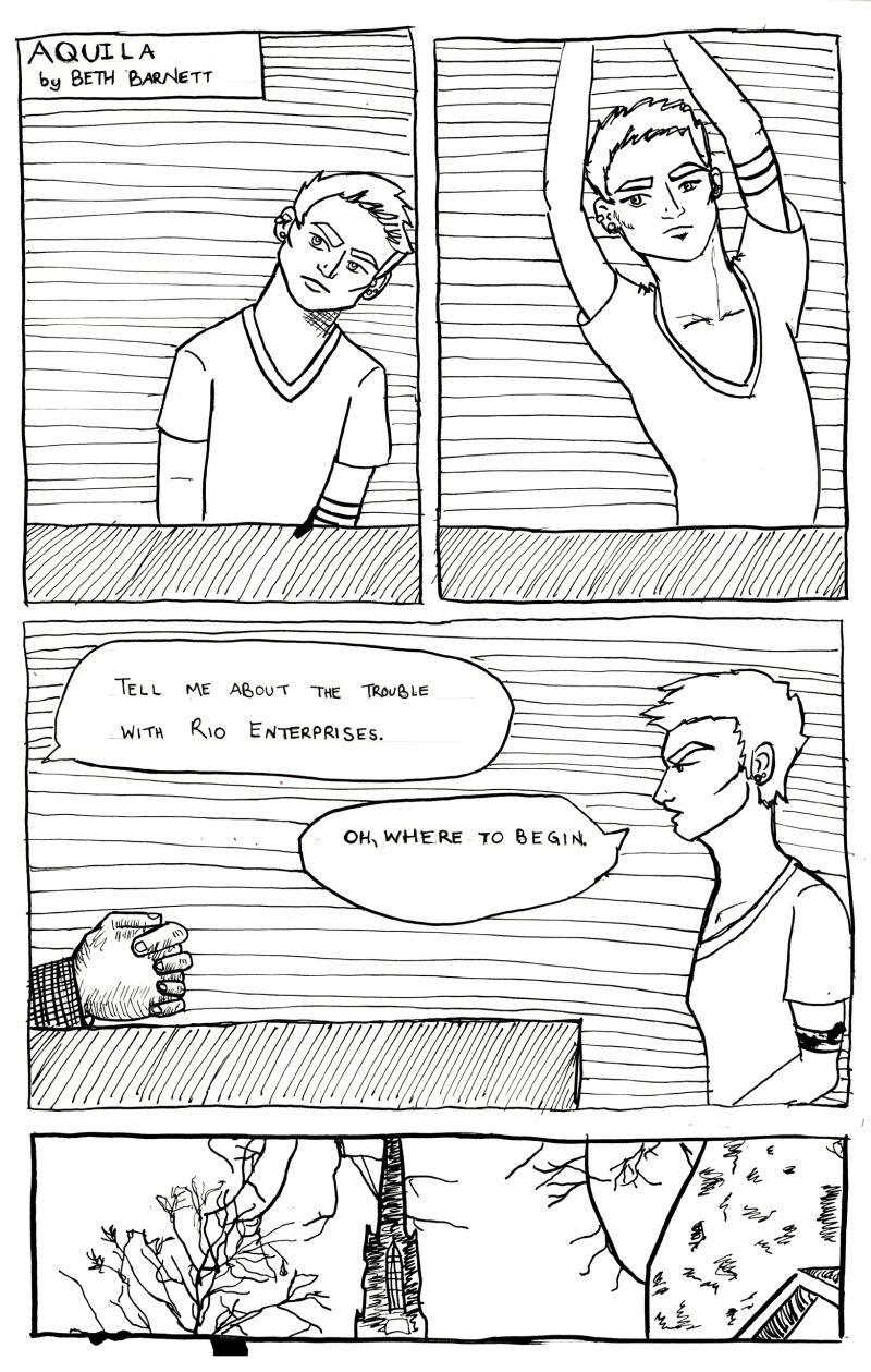 Aquila - Page 1
